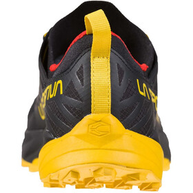 La Sportiva Kaptiva Trail Running Shoes Men black/yellow